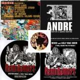 Mister Modo & Ugly Mac Beer - Mo Domost - Pack Vinyls