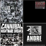 Andy Bandy - Andy Bandy Horror Pack - Pack Vinyls
