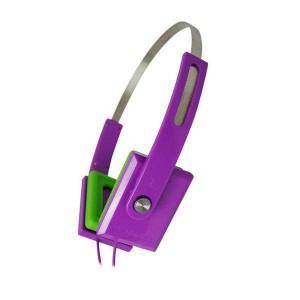 Casque Zumreed - Violet ZHP-008