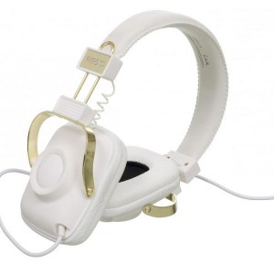 Wesc Headphone - Jason Lee Maraca Los Angeles - White