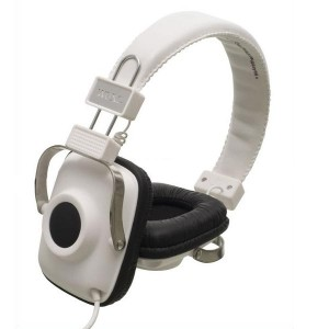 Wesc Headphone - White Maraca Seasonal 2011 handsfree