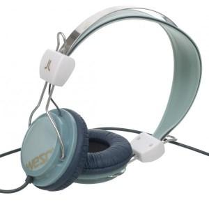Wesc Headphone - Adriatic Blue Bongo Seasonal 2011