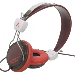 Casque Wesc - Rusty Red Bongo Seasonal 2011