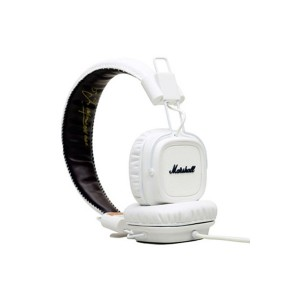 Casque Marshall - True White Marshall Major with mic