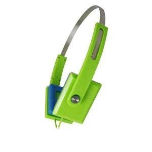 Zumreed Headphone - Lime Yellow ZHP-008