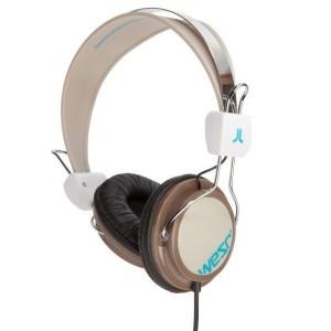 Wesc Headphone - Rusty Red Bongo Seasonal 2011