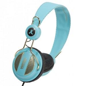 Wesc Headphone - Adriatic Blue Golden Oboe Seasonal 2011
