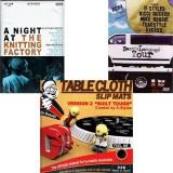 Pack Tablecloth DVD Ned hoddings - 2DVD + slipmats