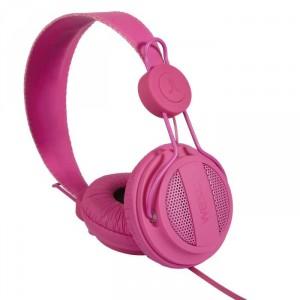 Wesc Headphone - Magenta Oboe Solid Seasonal - Spring 2012