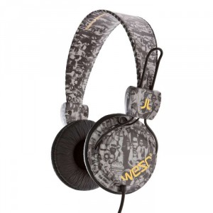 Wesc Headphone - Human Disorder Conga