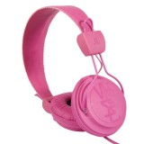 Wesc Headphone - Magenta Matte Conga