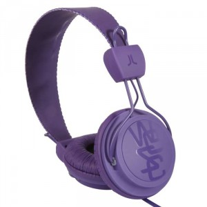 Wesc Headphone - Purple Passion Matte Conga