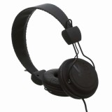 Wesc Headphone - Black Matte Conga
