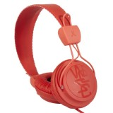 Wesc Headphone - Hot Orange Matte Conga