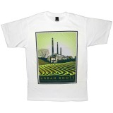 T-shirt Obey - Basic Tee - Urban Roots - White