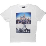 T-shirt Olow - Indians Land - White