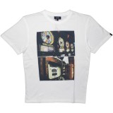 T-shirt Olow - Money - White