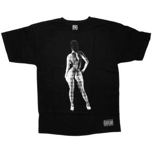T-shirt Rocksmith - Warning Tee - Black
