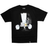 T-shirt Dissizit! - Cheerio Them Tee - Black