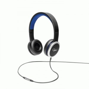 Casque Wesc Chambers by RZA - RZA Street Headphones - Black/Blue