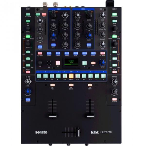 table de mixage rane 62
