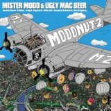 Mister Modo & Ugly Mac Beer - Modonut 2 - LTD 2LP+7''