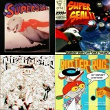 Pack Q-Bert - Superseal pack 1 - 3LP + Butter Rugs