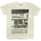 T-shirt Obey - Nubby Thrift Tees - Paris Photo - White