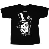 T-shirt Obey - Basic Tees - Bourgeois Andre - Black
