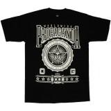 T-shirt Obey - Basic Tees - Pro Bowl - Black