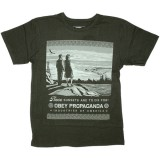 T-shirt Obey - Recycle Tee - These Sunsents - Graphite