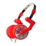 Wesc Headphone - True Red Pick-up