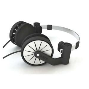 Wesc Headphone - Black Pick-up
