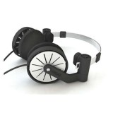 Wesc Headphone - Black Pick-up