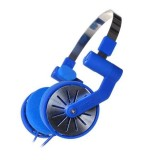 Wesc Headphone - Royal Blue Pick-up