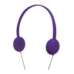 Casque Nixon - Purple Whip