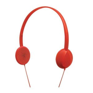 Casque Nixon - Red Whip