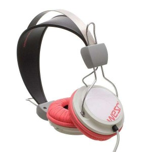 Casque Wesc - Pale Grey Bongo Seasonal handsfree