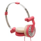 Wesc Headphone - Coral Rose Pick-up