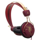 Wesc Headphone - Ricky Powell Blood Red Bongo - LTD Box
