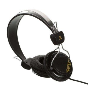Casque Wesc - Black Bongo Handsfree