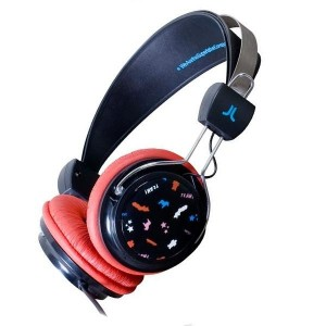 Casque Wesc Medicom LTD - Black Swedish Bongo