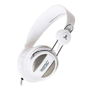 Casque Wesc - White Oboe