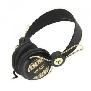 Casque Wesc - Black Golden Oboe