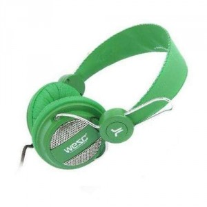Casque Wesc - Blanery Green Oboe