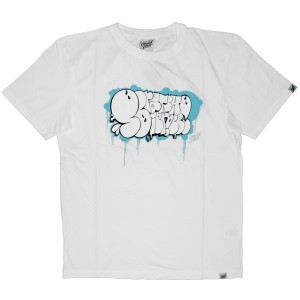 Scratch Science T-shirt - Flop - White