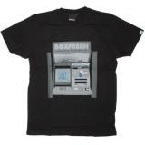 Boxfresh T-shirt - Black Lunistice