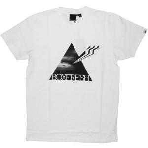 Boxfresh T-shirt - White Lubra