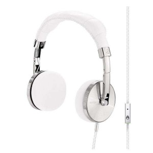 Casque Nixon - White Nomadic Mic iPhone HP