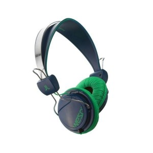 Wesc Headphone - Jazz Blue Bongo Seasonal